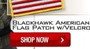 Blackhawk American Flag Patch w/ Velcro - Shop Now.