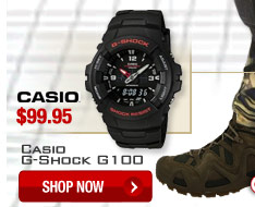 Casop G-Shock G100 - Shop Now.
