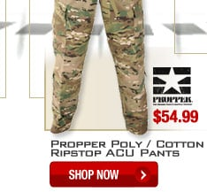 Propper Poly / Cotton Ripstop ACU Pants - Shop Now.