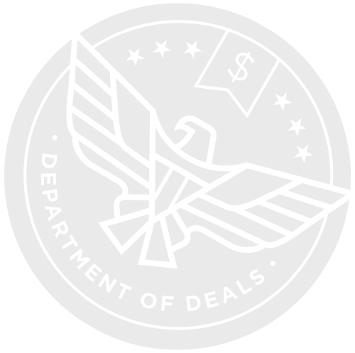 Department of Deals