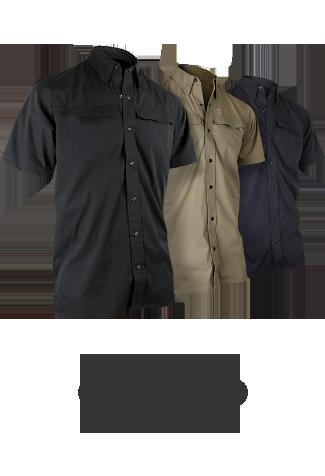 Tru-Spec Short Sleeve Pinnacle