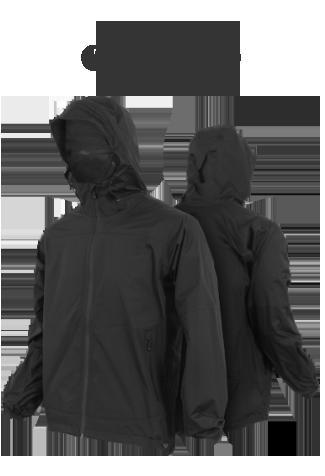 TRU-SPEC 24-7 Series Weathershield Rain Jacket